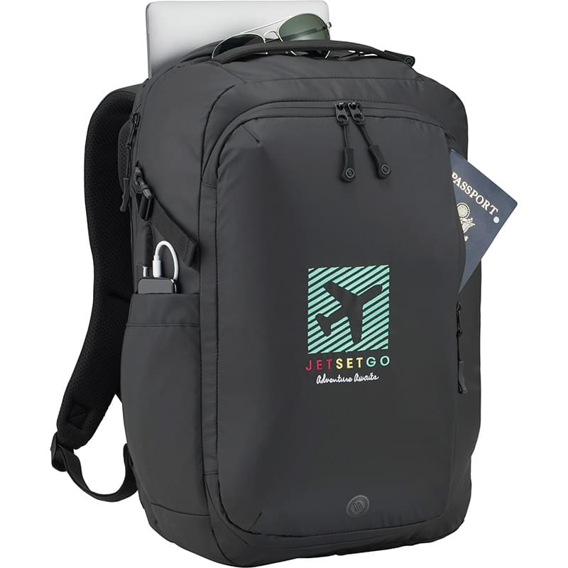 "elleven Numinous 15"" Computer Travel Backpack"