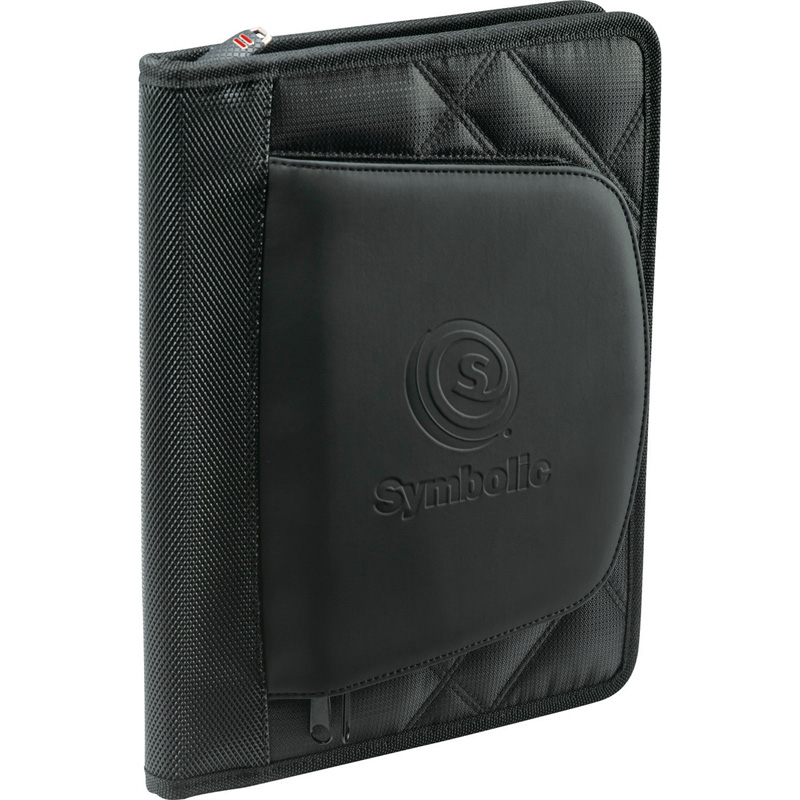 elleven Jr. Zippered Padfolio