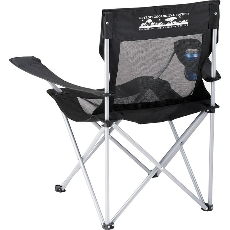 Mesh Camping Chair (300lb Capacity)