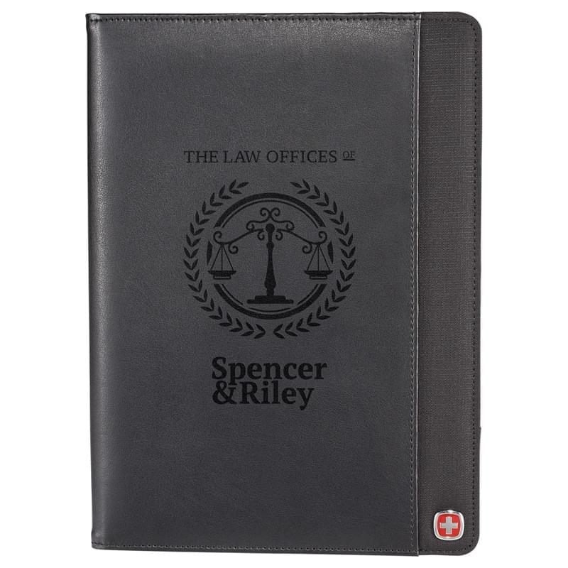 Wenger® Executive Refillable Notebook Bundle Set