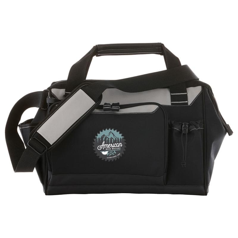 "Built2Work 14"" Molded Base Tool Bag"