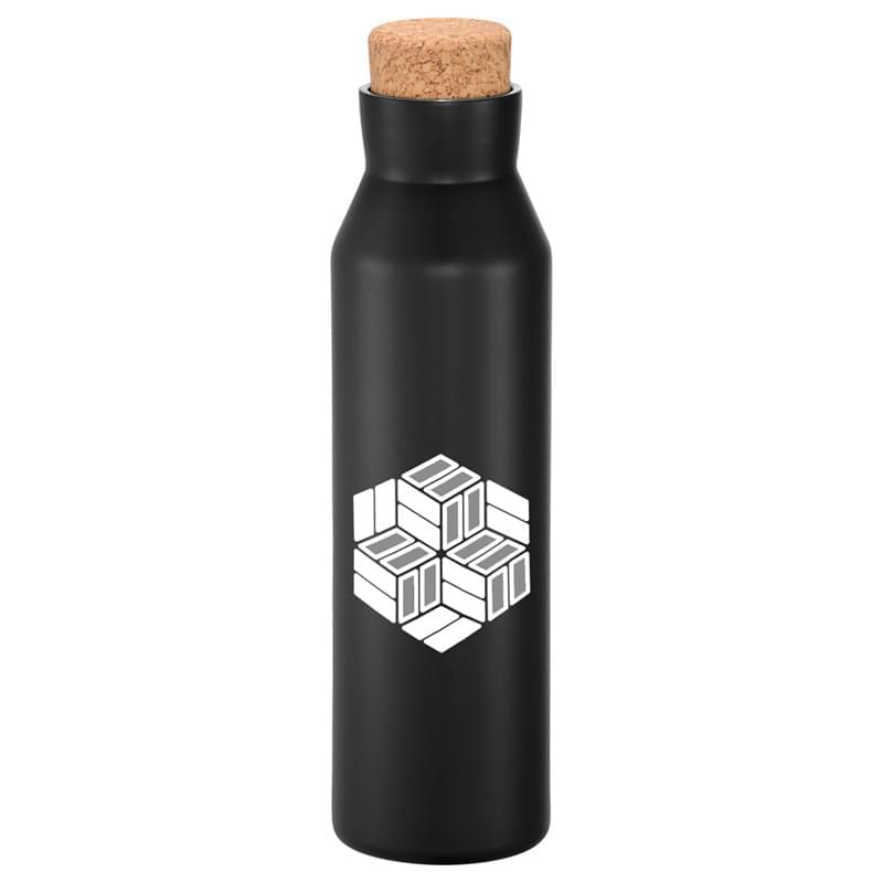 Norse Copper Vac Insulated Bottle with Cork 20oz