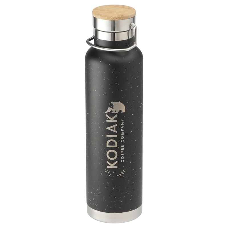 Speckled Thor Copper Vacuum Insulated Bottle 22oz