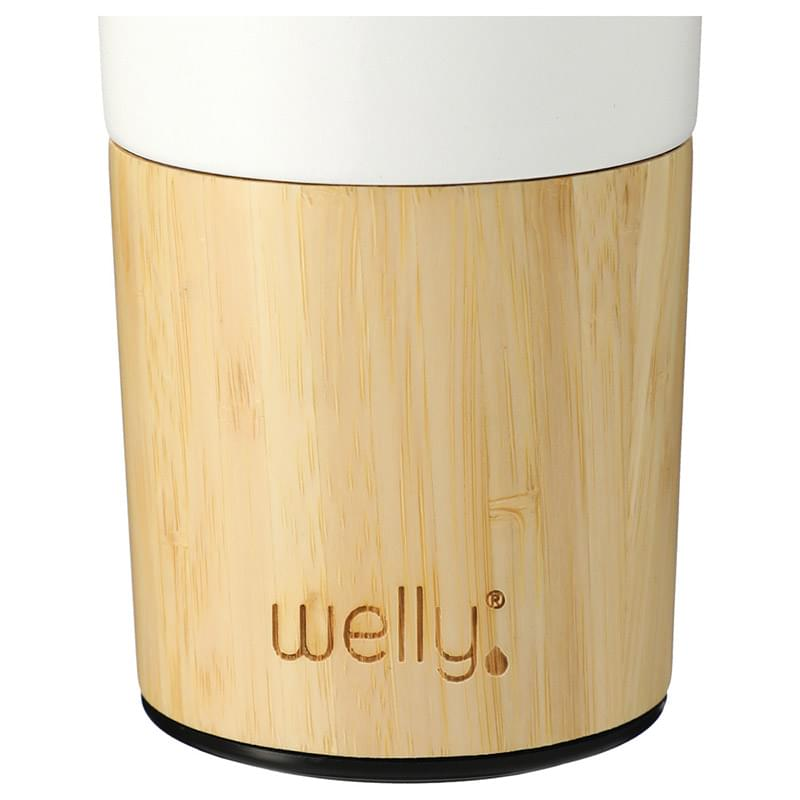 Welly® Voyager Copper Vacuum Tumbler 16oz
