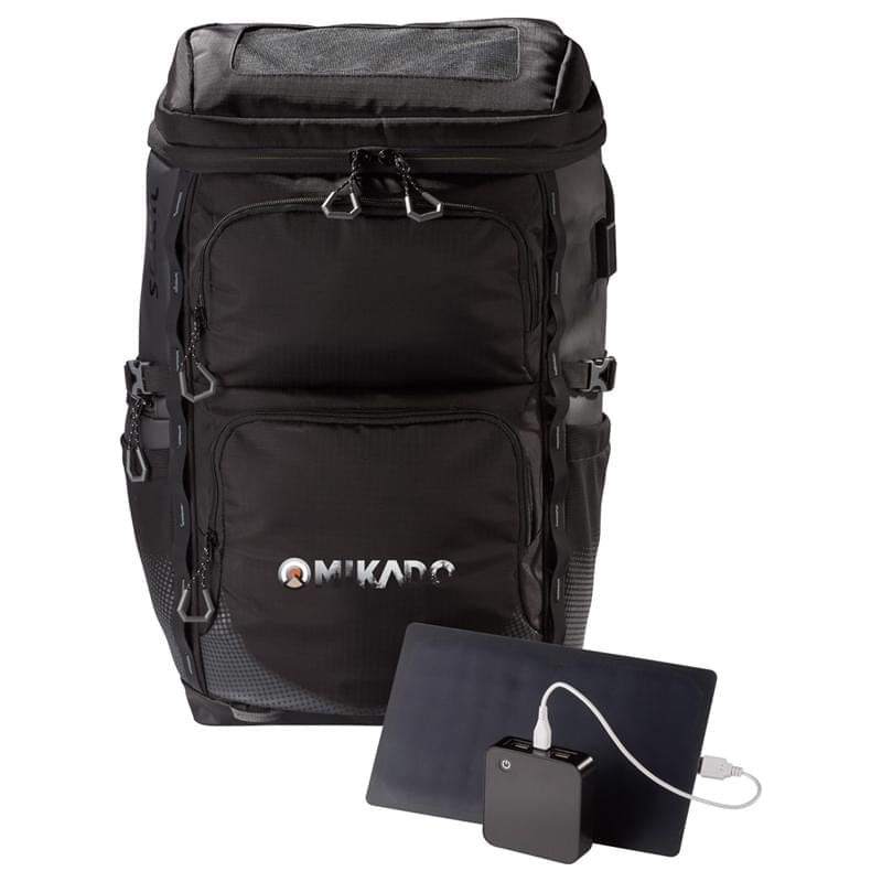 Elevate Soleil Backpack w/ 6,000 mAh Power Bank