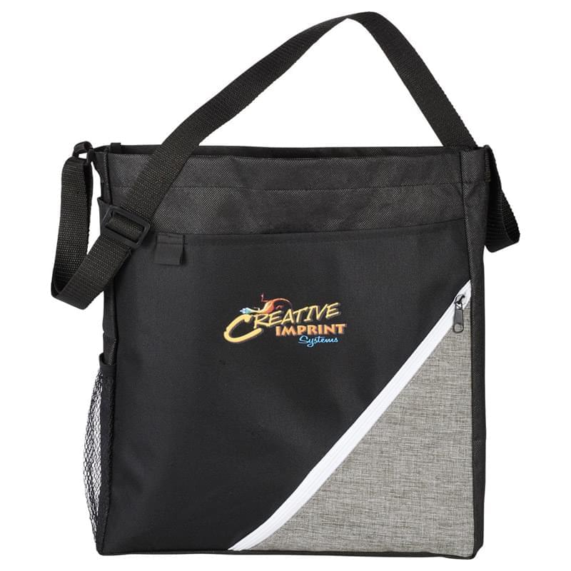 Corner Pocket Convention Tote