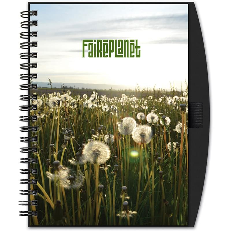 "5"" x 7"" ClearPort Spiral JournalBook"