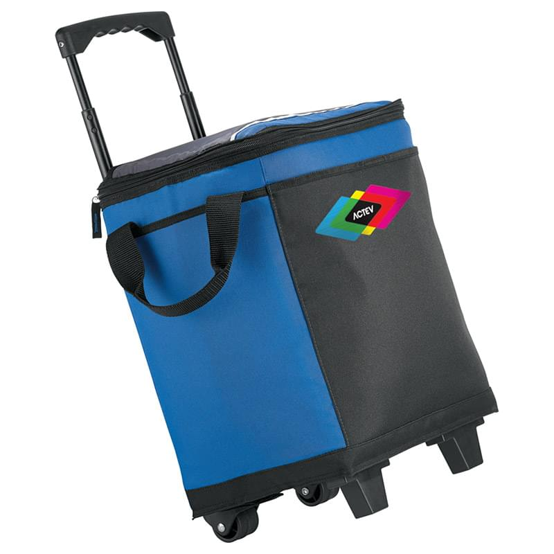California Innovations® 32-Can Rolling Cooler