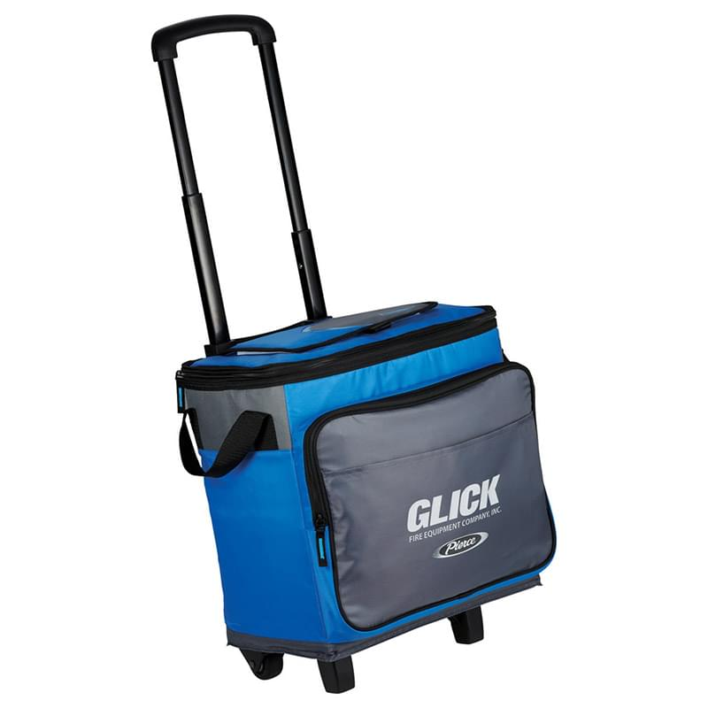 Arctic Zone® 35-Can Cooler with Rolling Cart