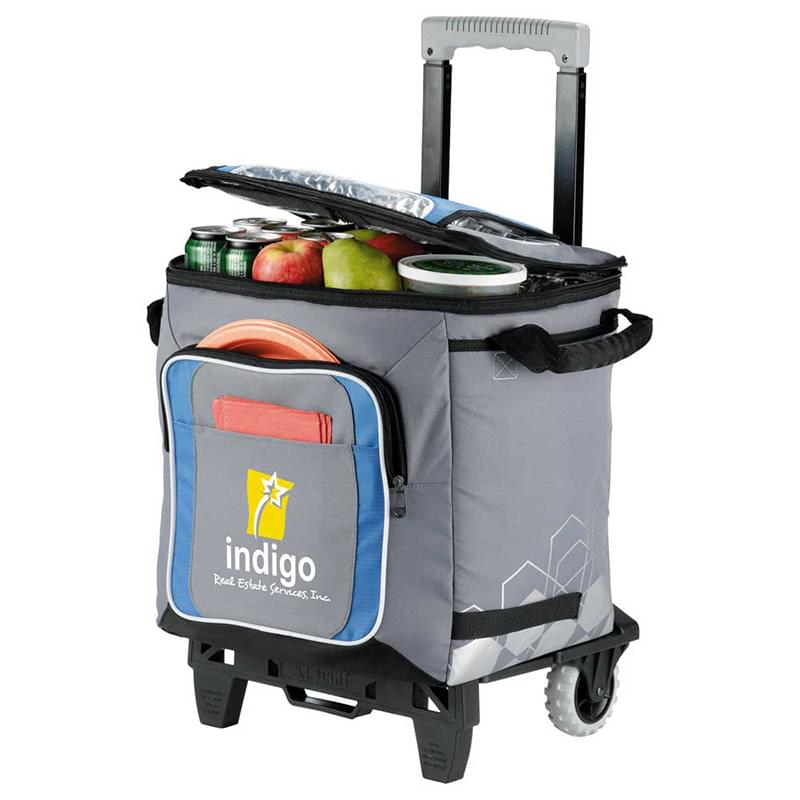 Arctic Zone® IceCOLD 50-Can Rolling Cooler