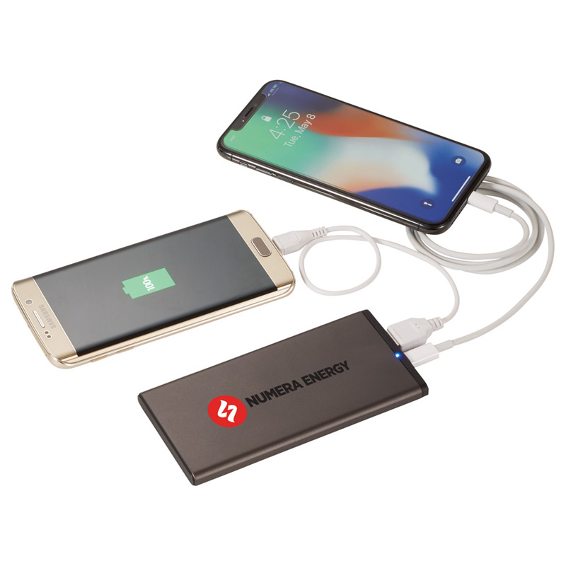 Torque 5000 mAh Power Bank with Type C