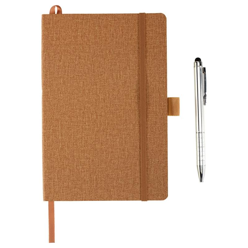 "5.5"" x 8.5"" Heathered Soft  JournalBook™ Bundle Se"
