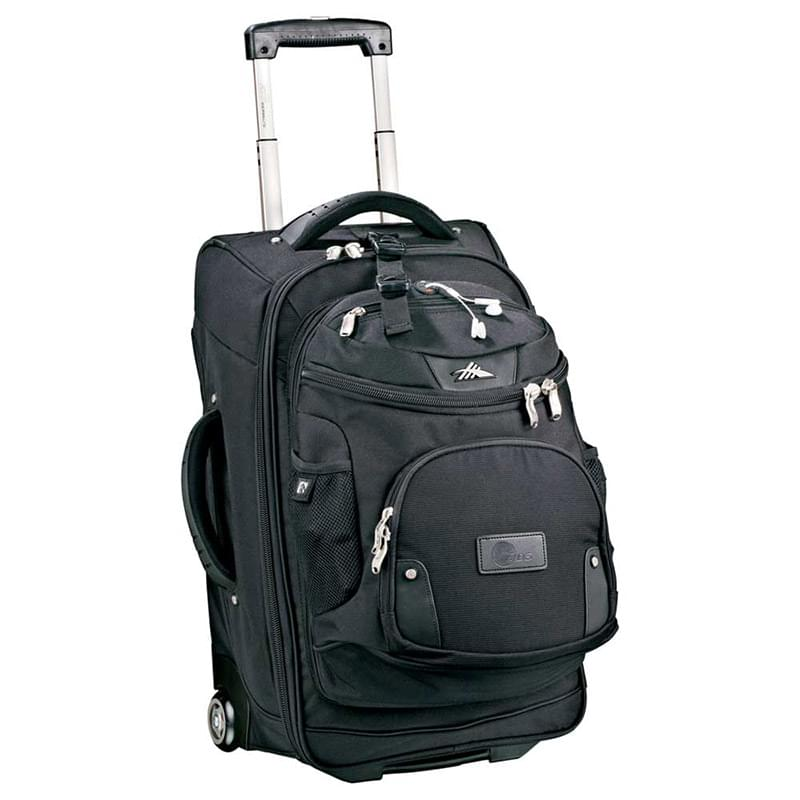 "High Sierra® 22"" Wheeled Carry-On with DayPack"