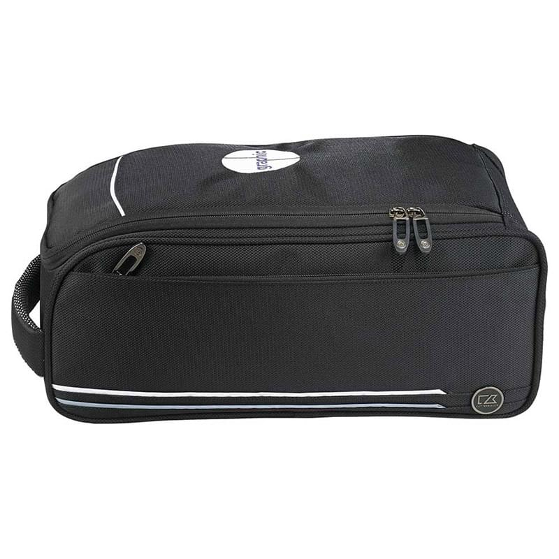 Cutter & Buck® Tour Deluxe Shoe Bag