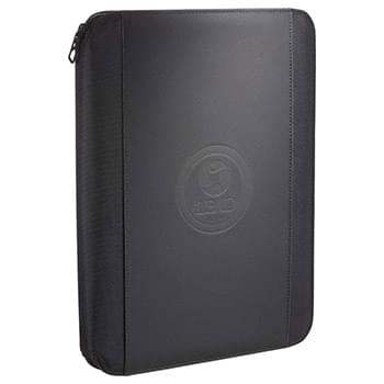 "elleven 13"" Zippered Padfolio"