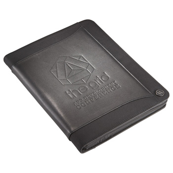 elleven™ Core Zippered Padfolio