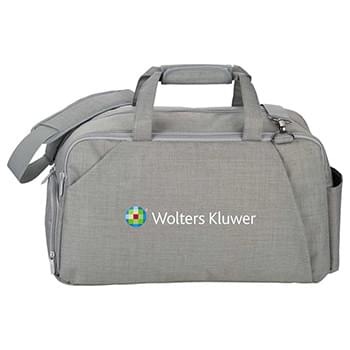 "Zoom® Zip 17"" Laptop Weekender Duffel Bag"