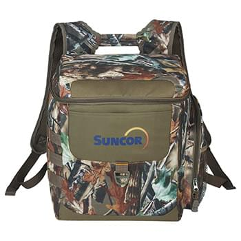 Hunt Valley® 24-Can Backpack Cooler