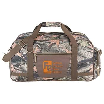 "Hunt Valley® Camo 22"" Duffel"