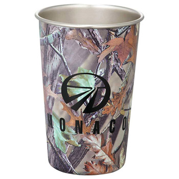 Hunt Valley Stainless Pint Glass 16oz