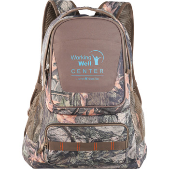 Hunt Valley® Camo Compu-Backpack