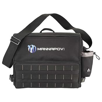 "Breach Tactical 15"" Computer Messenger Bag"