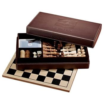 HOT DEAL - Fireside 6-in-1 Multi-Game Set