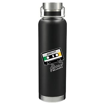 Thor Copper Vacuum Insulated Bottle 32oz