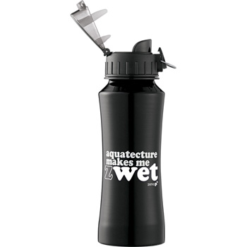 Nitro Aluminum Bottle 18oz