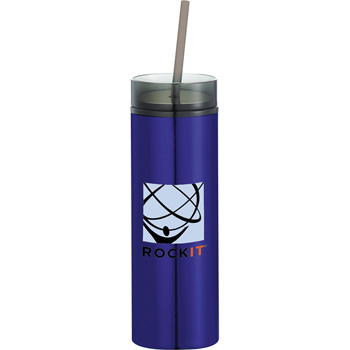 Hot & Cold Skinny Stainless Tumbler 15oz