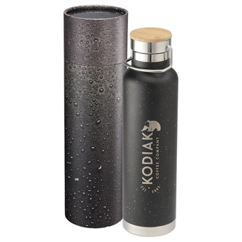 Speckled Thor Bottle 22oz With Cylindrical Box