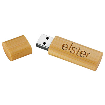 Bamboo Flash Drive 2GB
