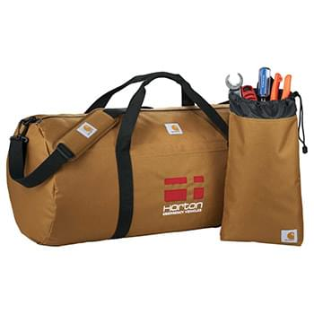 "Carhartt® Foundations 28"" Packable Duffel w/ Pouch"