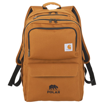 "Carhartt Signature Premium 17"" Computer Backpack"