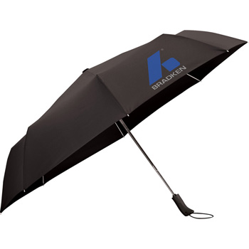 "54"" Auto Open/Close Folding Umbrella"