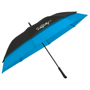 "46"" to 58"" Expanding Auto Open Fiberglass Umbrella"