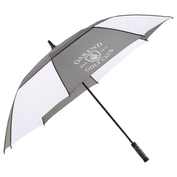"60"" Heathered Sport Auto Open Golf Umbrella"