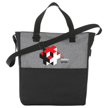 Cameron Convention Tote w/ USB Port