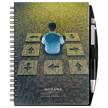 "5.75"" x 7"" Reveal Spiral JournalBook®"
