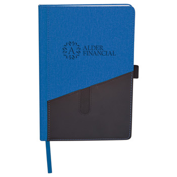 Siena Heathered Bound JournalBook™