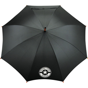 "48"" EcoSmart® Stick Umbrella"