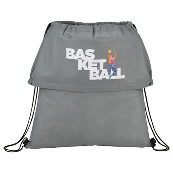 BackSac Block Non-Woven Drawstring Bag