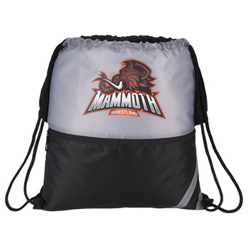 BackSac Spilt Drawstring Bag