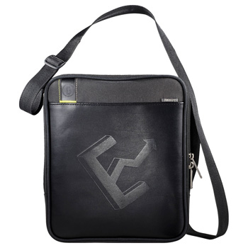 "Disrupt® Recycled 11"" Tablet Messenger Bag"
