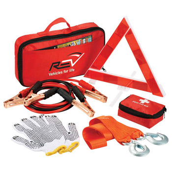 Highway Emergency First Aid Kit