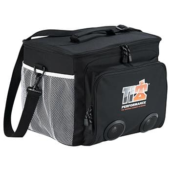 Game Day 30 Can Speaker Cooler