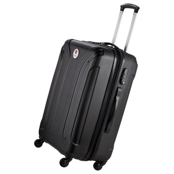 "Luxe 24"" Hardside 4-Wheeled Spinner Luggage"