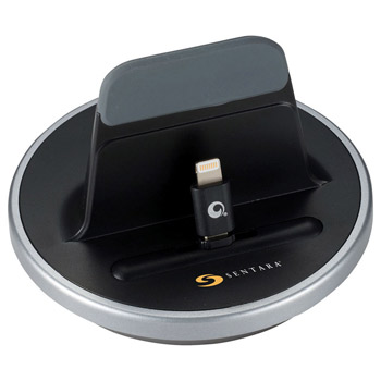 MFi Certified 2-in-1 Charging Stand