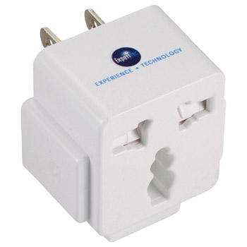 ETL Listed Element Dual USB AC Adapter