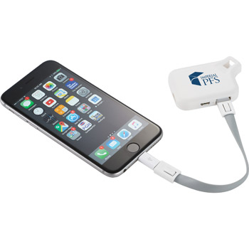 3-in-1 MFI Certified Cable and Power Bank